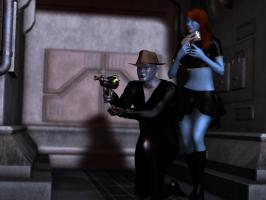 The Titanium Detective